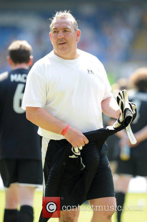 Neville Southall MBE,  'Soccer Six' annual charity...