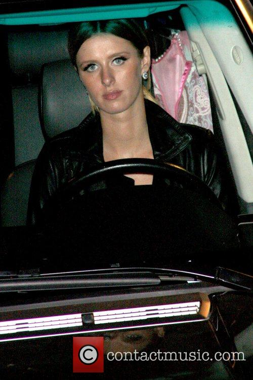 Nicky Hilton outside Social Hollywood Los Angeles, California