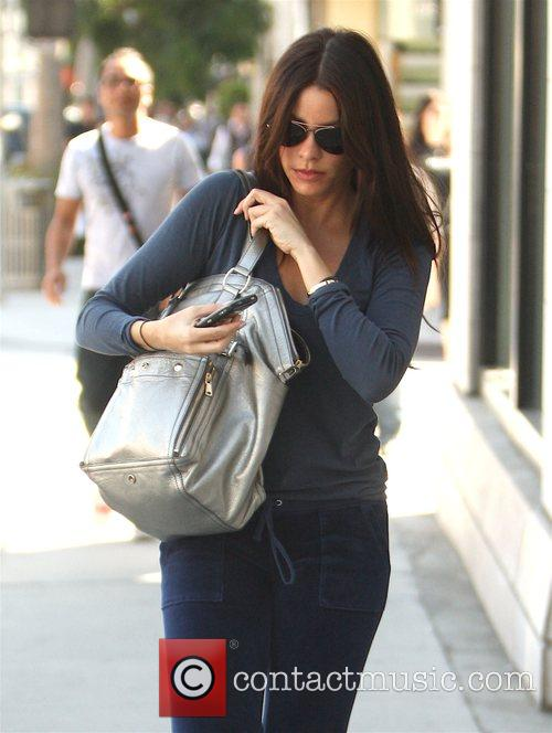 Sofia Vergara out and about in West Hollywood...