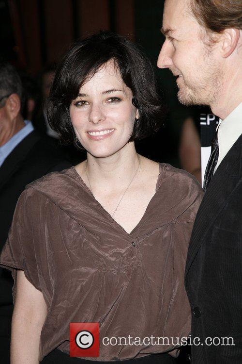 Parker Posey and Edward Norton 2