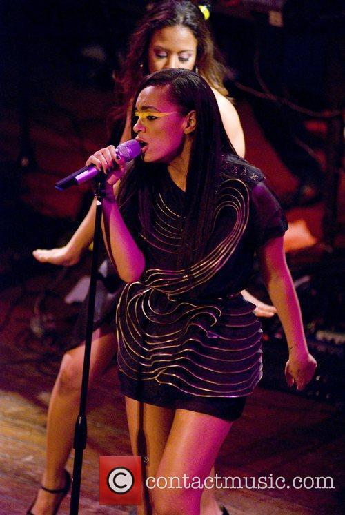 Solange Knowles performs at House of Blues Chicago...