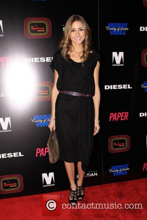 Olivia Palermo 4th Annual Paper Magazine Nightlife Awards...