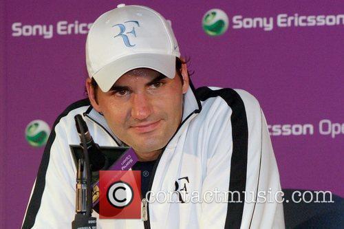 Roger Federer speaks about his match against Novak...
