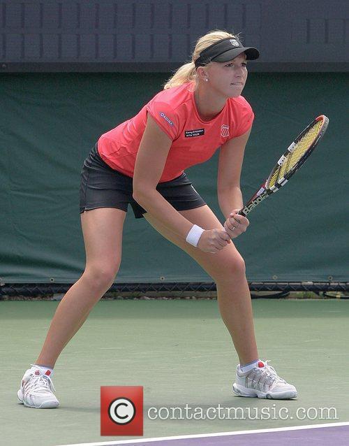 Practice for the Sony Ericsson Open