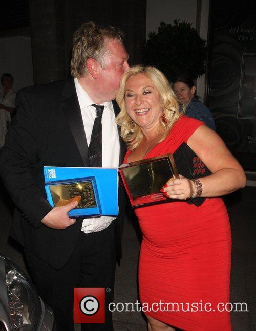 Nick Ferrari and Vanessa Feltz 2