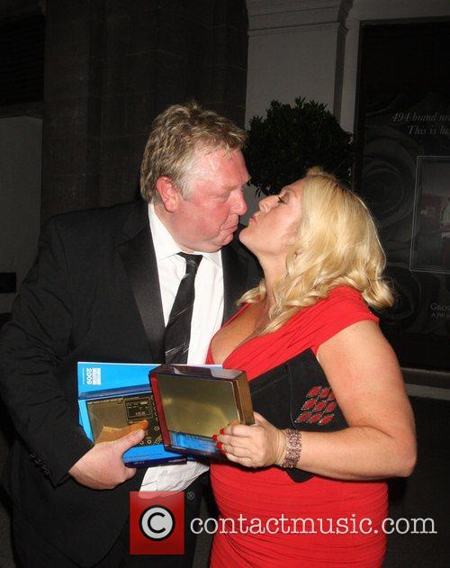Nick Ferrari and Vanessa Feltz 3