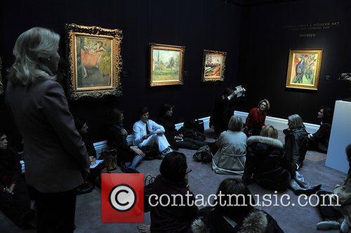 Impressionnist & Modern Art Sale at Sothebys -...
