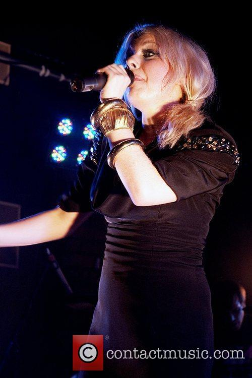 Performing at Liverpool O2 Academy as part of...