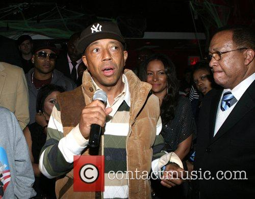 Russell Simmons Russell Simmons and Spike Lee co-host...