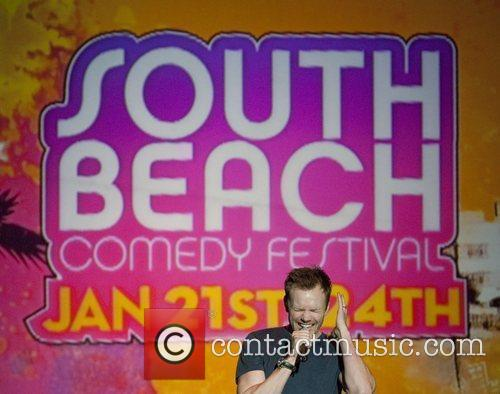 Joel Mchale Performs At The Lincoln Theater 9