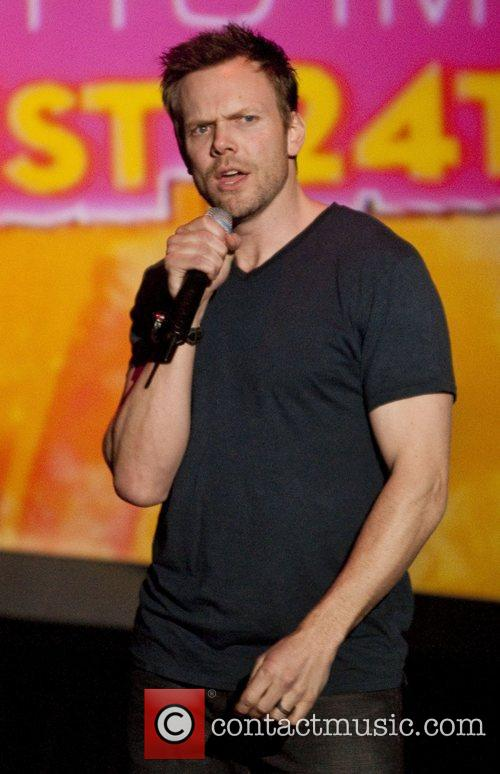 Joel Mchale Performs At The Lincoln Theater 5