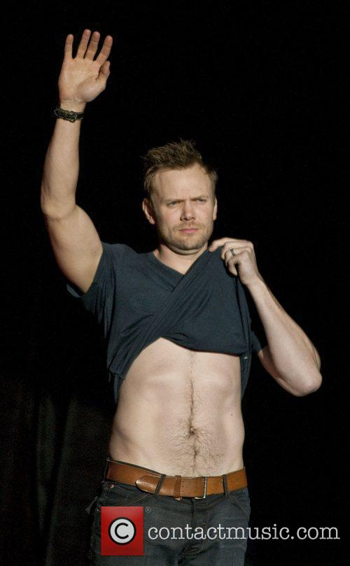 Joel Mchale Performs At The Lincoln Theater 1