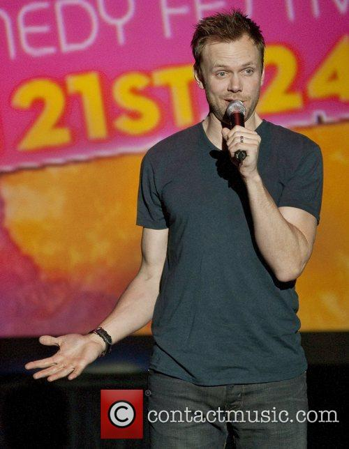Joel Mchale Performs At The Lincoln Theater 4