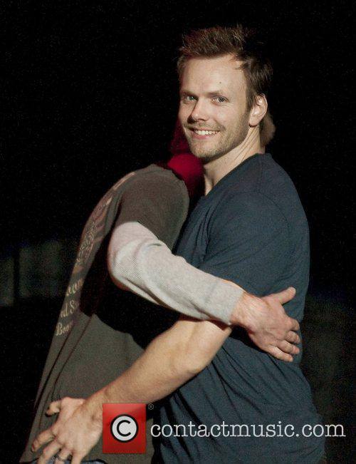 Joel Mchale Performs At The Lincoln Theater 8