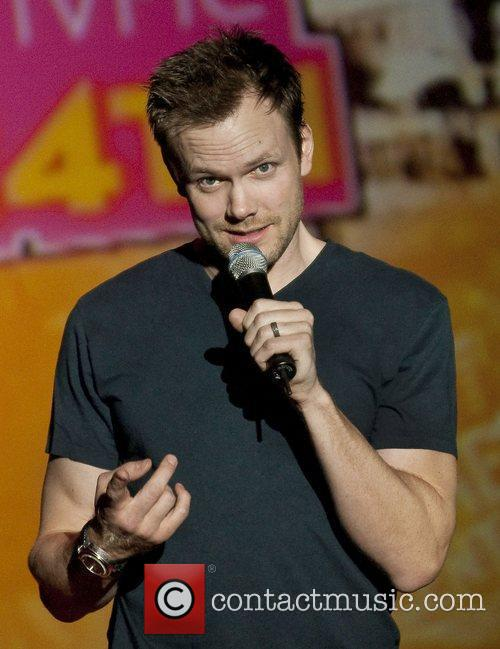 Joel Mchale Performs At The Lincoln Theater 3
