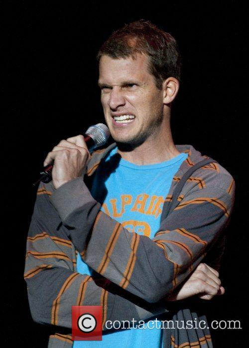 Daniel Tosh  performing at the 4th Annual...