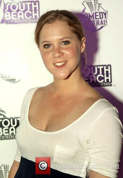 Amy Shumer The South Beach Comedy Festival VIP...