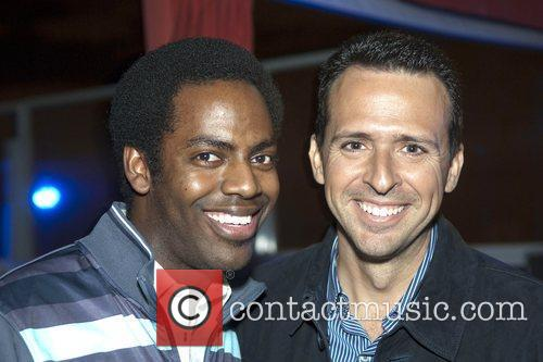 Comedian Baron Vaughn and guest The South Beach...
