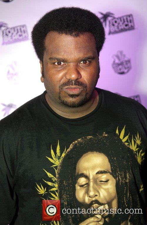 Comedian Craig Robinson The South Beach Comedy Festival...