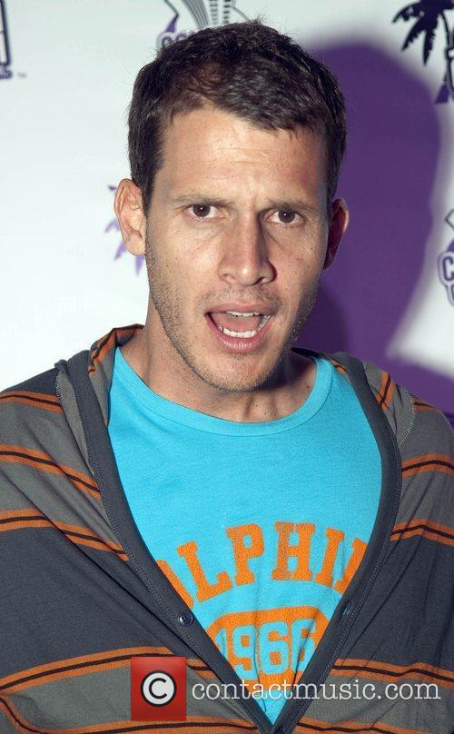 Comedian Daniel Tosh The South Beach Comedy Festival...