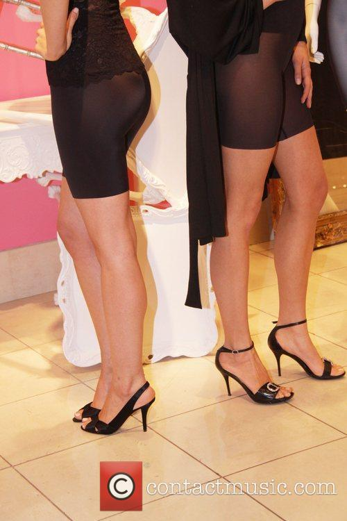 Launch of Haute Contour by SPANX at Saks...