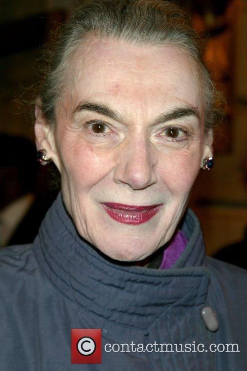 Marian Seldes opening night of the new Broadway...