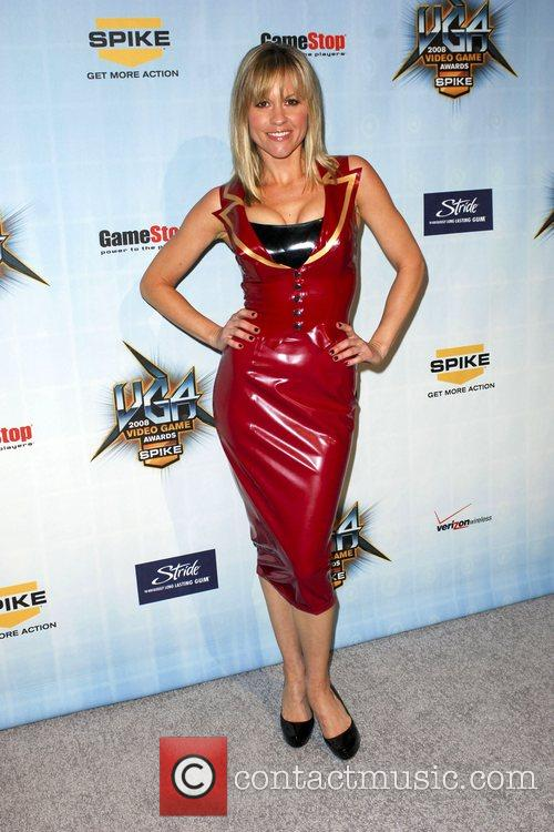 Heather Marsden Spike TV's 2008 'Video Game Awards'...