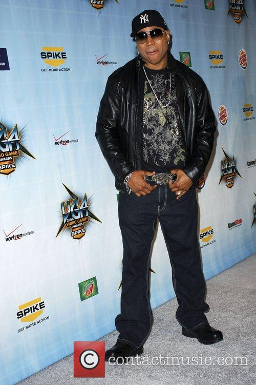 LL Cool J Spike TV's 2008 'Video Game...