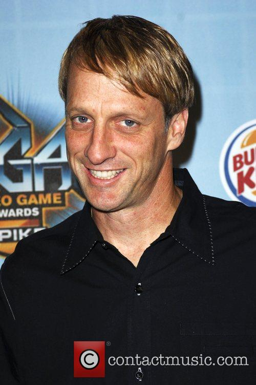 Tony Hawk Spike TV's 2008 'Video Game Awards'...