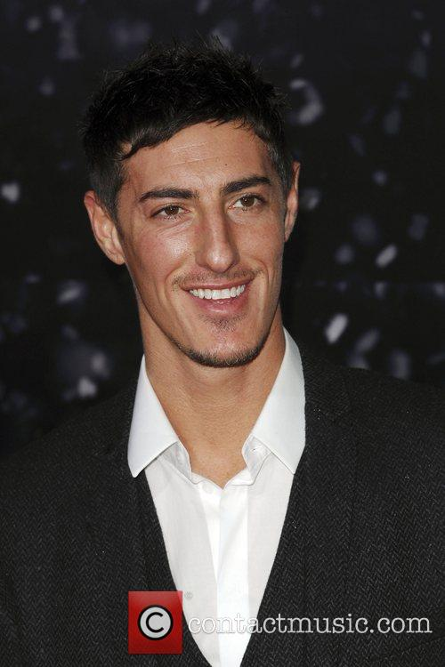 Eric Balfour Los Angeles movie premiere of 'The...