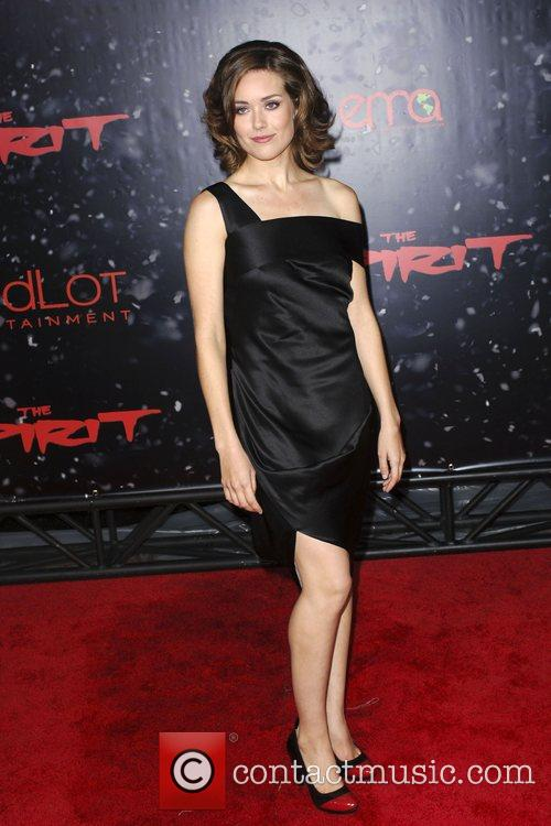 Guest Los Angeles movie premiere of 'The Spirit'...