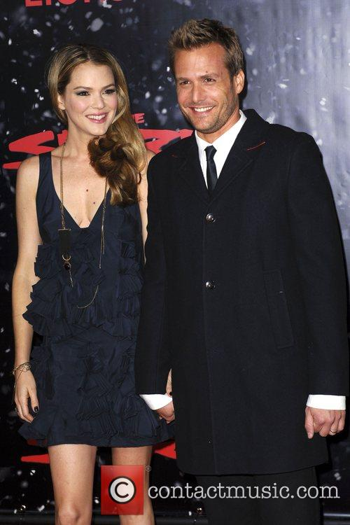 Jacinda Barrett and Gabriel Macht 1
