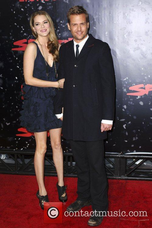Jacinda Barrett and Gabriel Macht 2