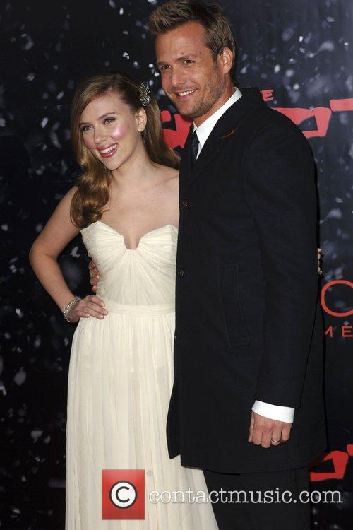 Scarlett Johansson and Gabriel Macht 4