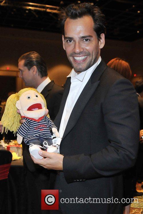 Christian de la Fuente at the Sprituality For...