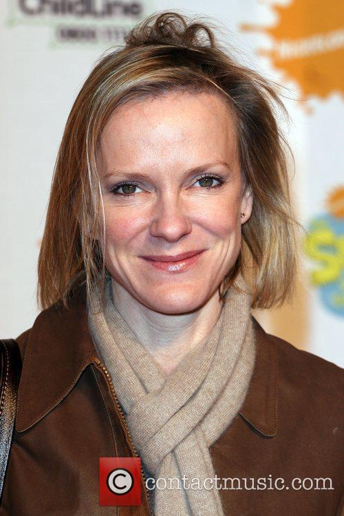 Hermione Norris and Hammersmith Apollo 1