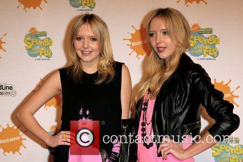 Samantha Marchant and Amanda Marchant New musical 'Spongebob...