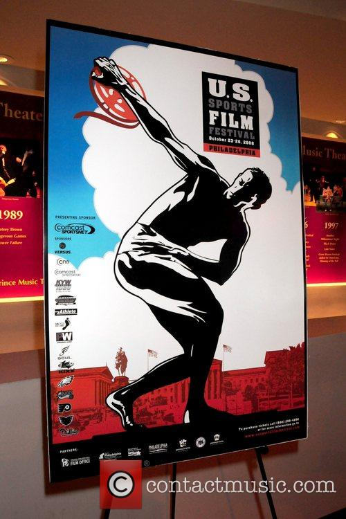 Atmosphere 1st Annual U.S. Sports Film Festival opening...