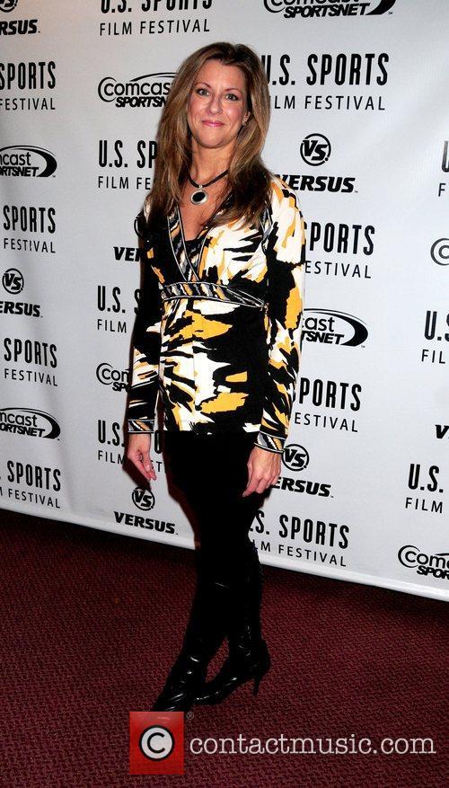 Bonnie Bernstein 1st Annual U.S. Sports Film Festival...