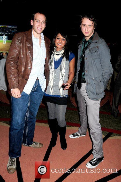 J. Andrew Greenblatt, Peri Patel and Eric Bresler...