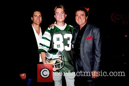 Mark Ciardi, Matt Collier and Vince Papale