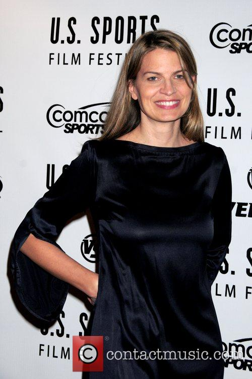 Mary Hermant 1st Annual U.S. Sports Film Festival...