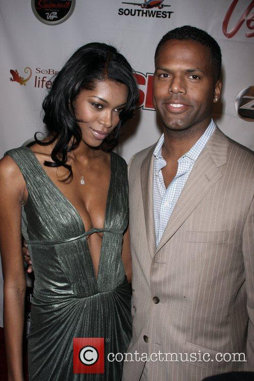 Jessica White and Guest Sports Illustrated Swimsuit 2009...