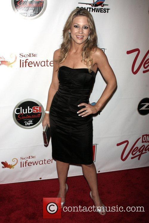 Guest Sports Illustrated Swimsuit 2009 Issue launch party,...