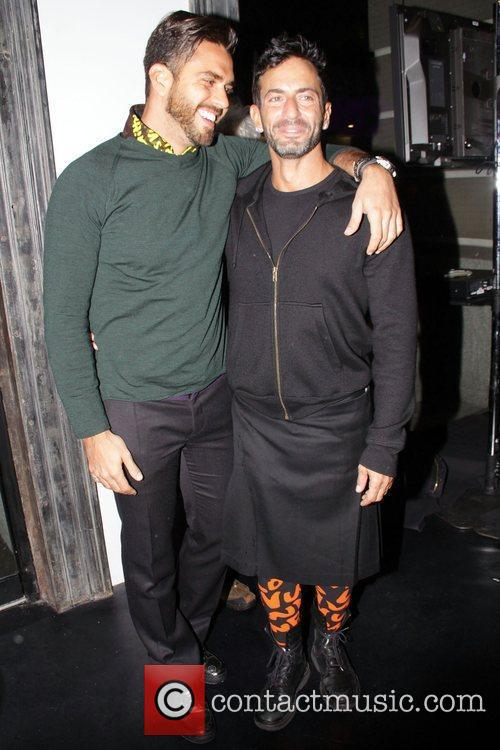 Marc Jacobs and Lorenzo Martone 1