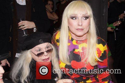 Sylvia Miles and Debbie Harry 4