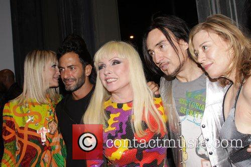 Terry Toye, Debbie Harry and Marc Jacobs 4