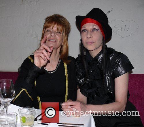 Veruschka Grafin von Lehndorf, Andrea Splisger Spy Club...