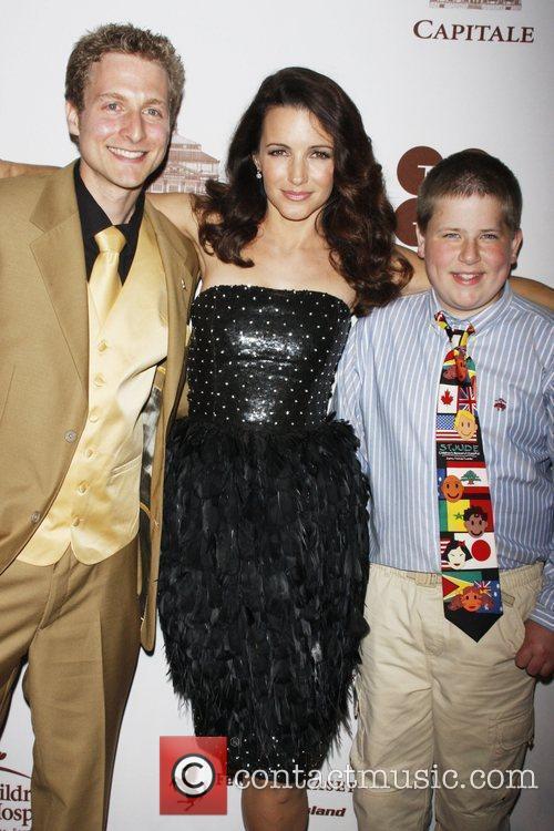 Michael Swart, Kristin Davis, Jake Marshall Chocolat au...