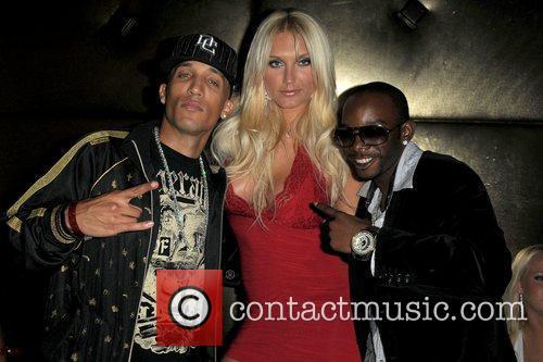 Stack$, Brooke Hogan and Urban Mystic